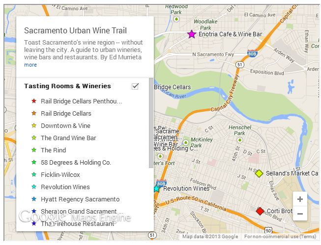 urban wine trail